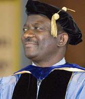 Docteur Emmanuel Yewah promoteur projet NWAHGNI
